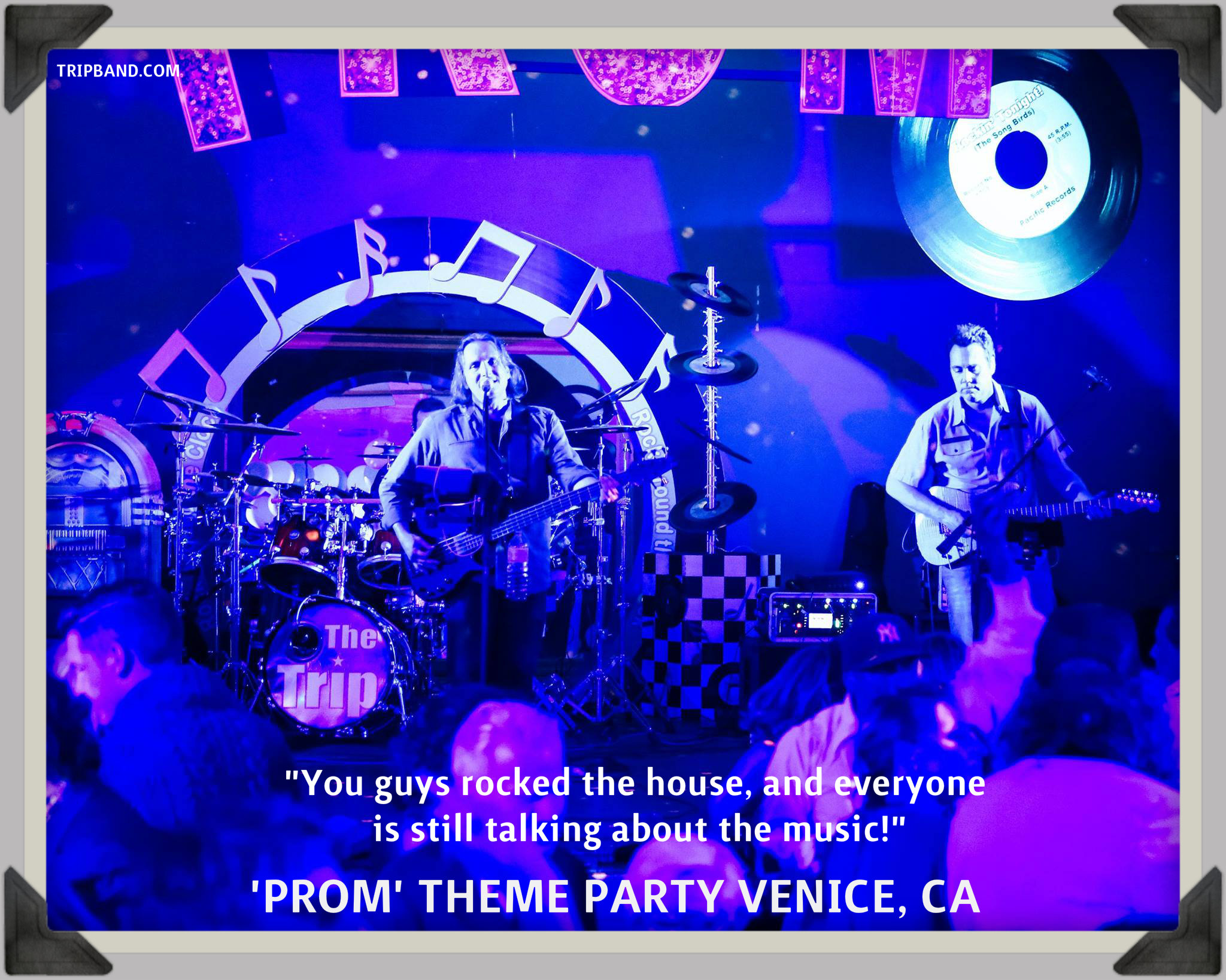 VENICE PROM PARTY